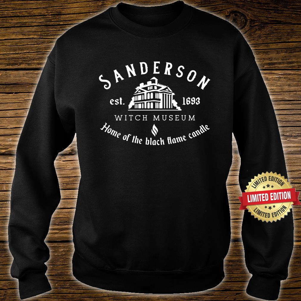 Sanderson Witch Museum, Funny Halloween Shirt sweater