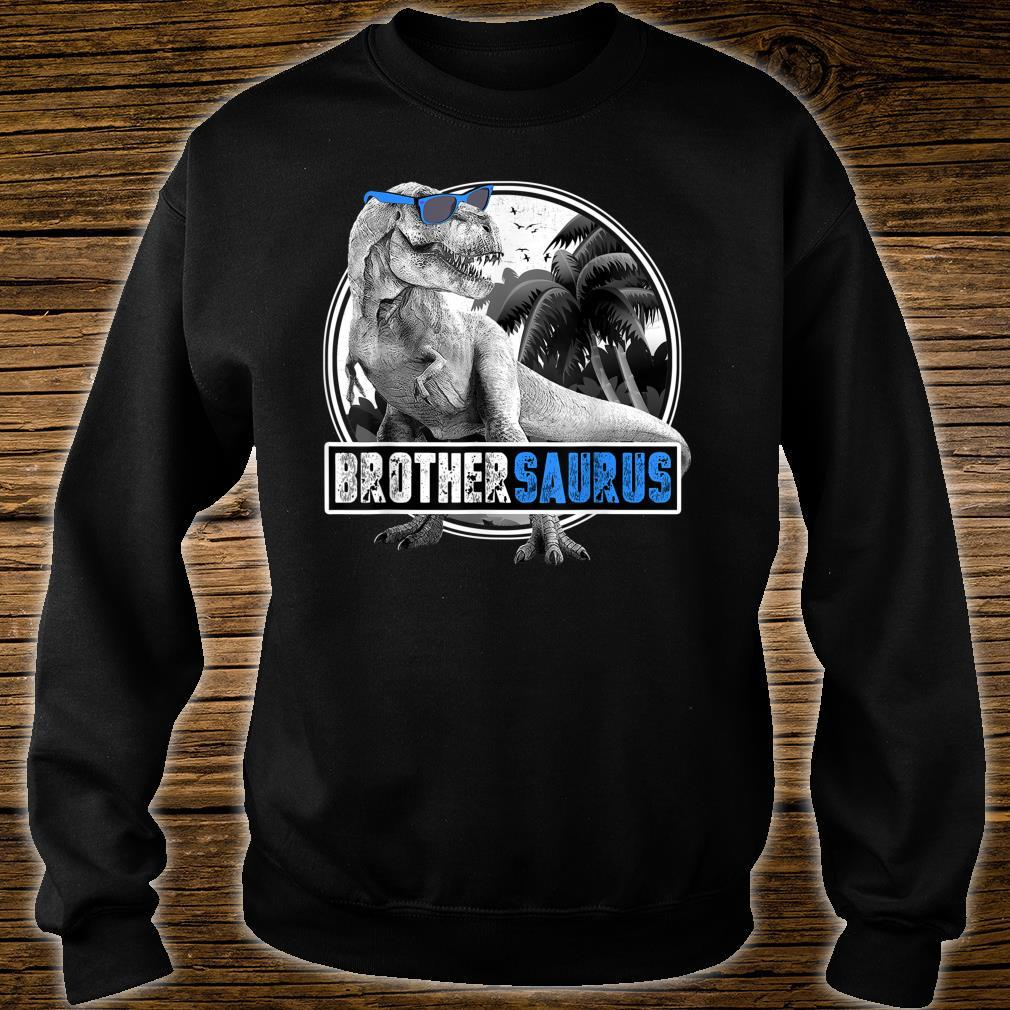 TRex Brother Saurus Dinosaur Brothersaurus Shirt sweater