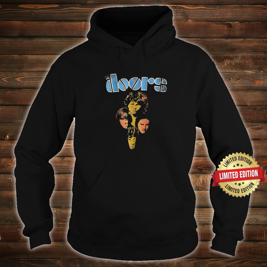 Vintage TheDoors Classic Rock Band 70s 80s Shirt hoodie