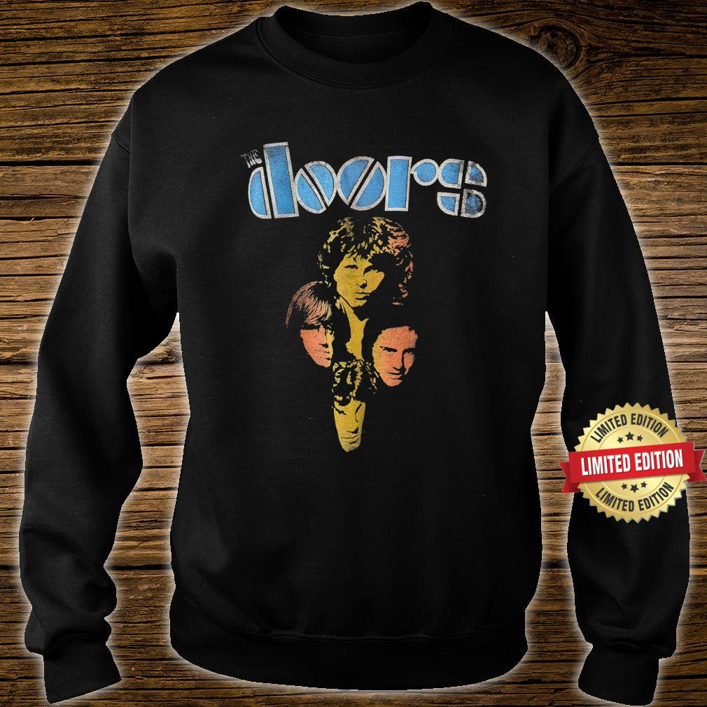 Vintage TheDoors Classic Rock Band 70s 80s Shirt sweater