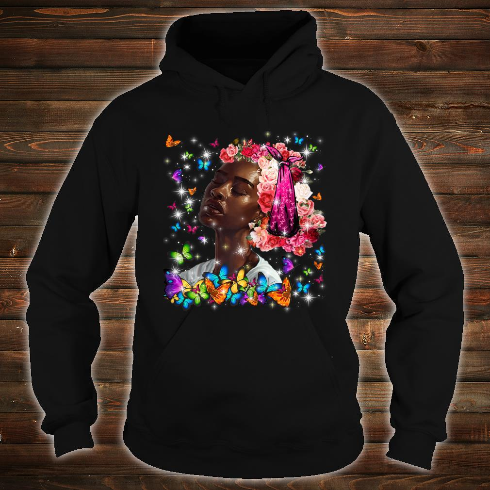 African American Blessed to be called a Breast Cancer Surviv Shirt hoodie