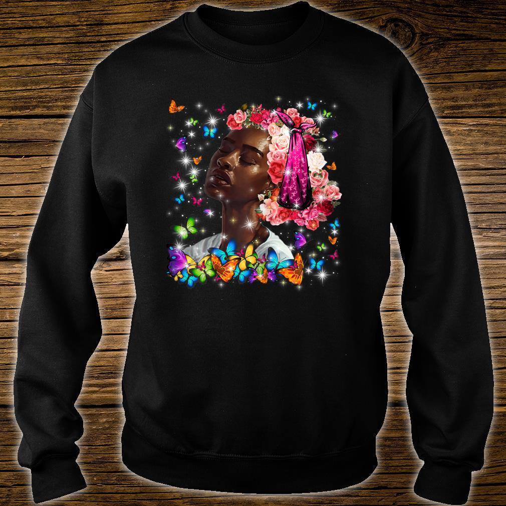 African American Blessed to be called a Breast Cancer Surviv Shirt sweater
