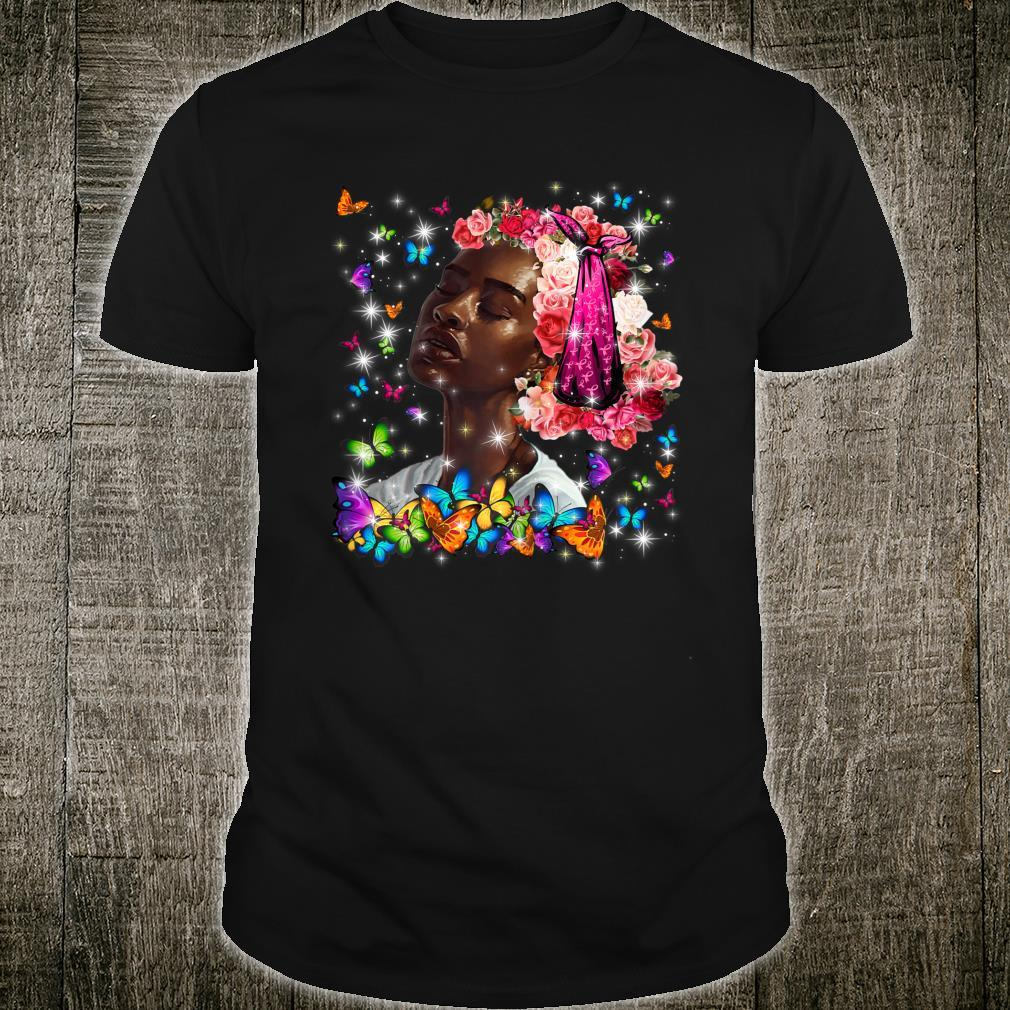 African American Blessed to be called a Breast Cancer Surviv Shirt