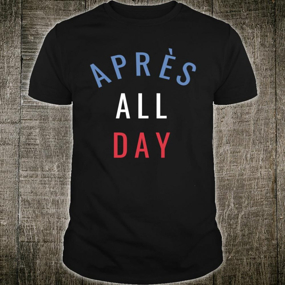 Apres All Day Shirt