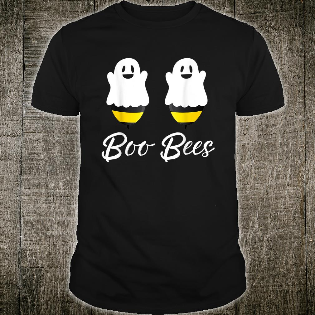 Boo Bees Couples Funny Halloween Shirt