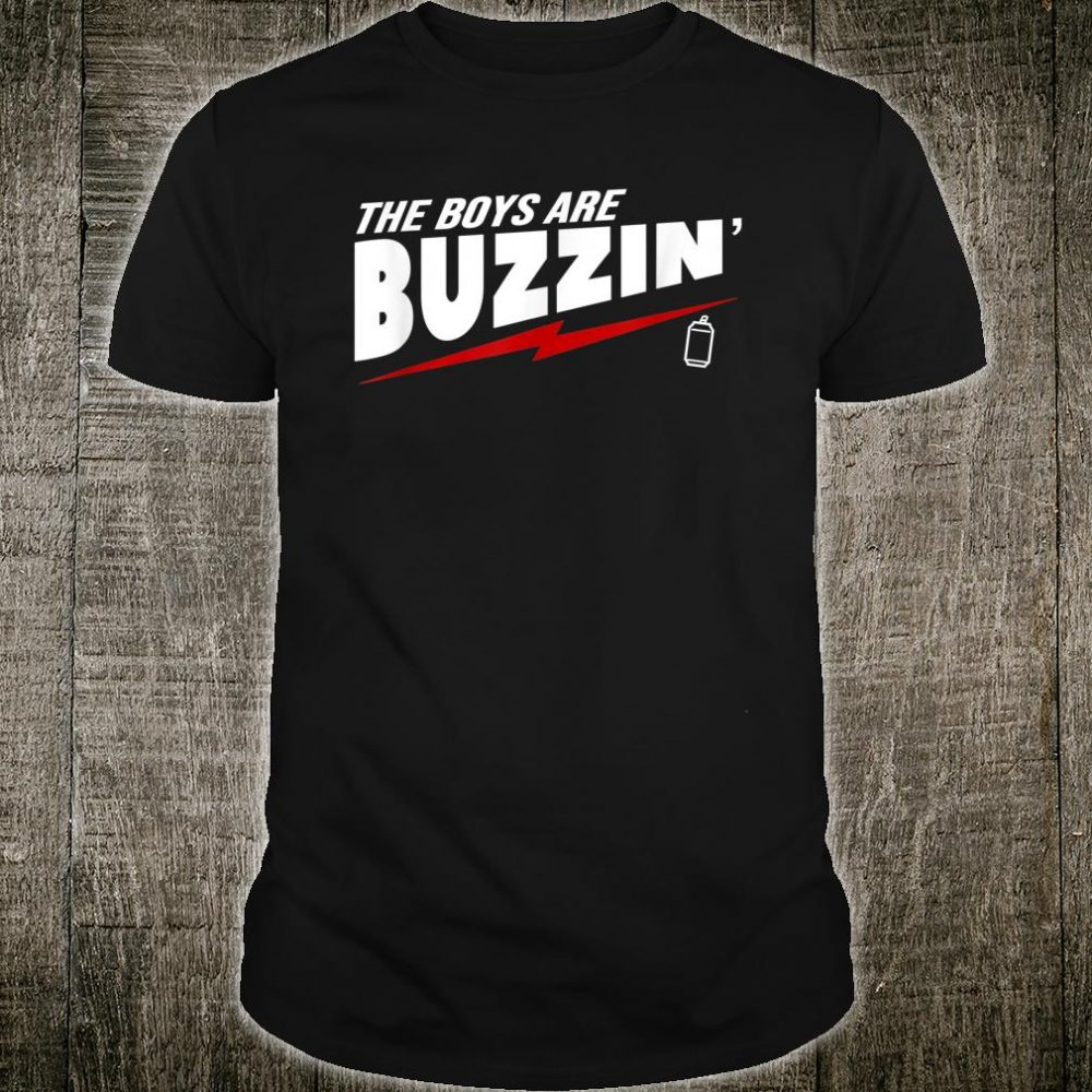 Boys are Buzzin Classic Midwestern Shirt