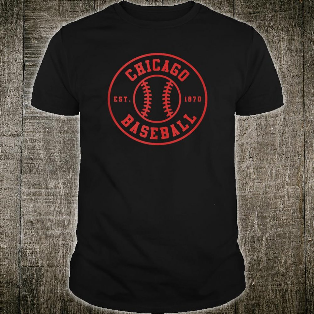 Chicago Baseball Seventh Inning Stretch Gameday Fan Gear Shirt