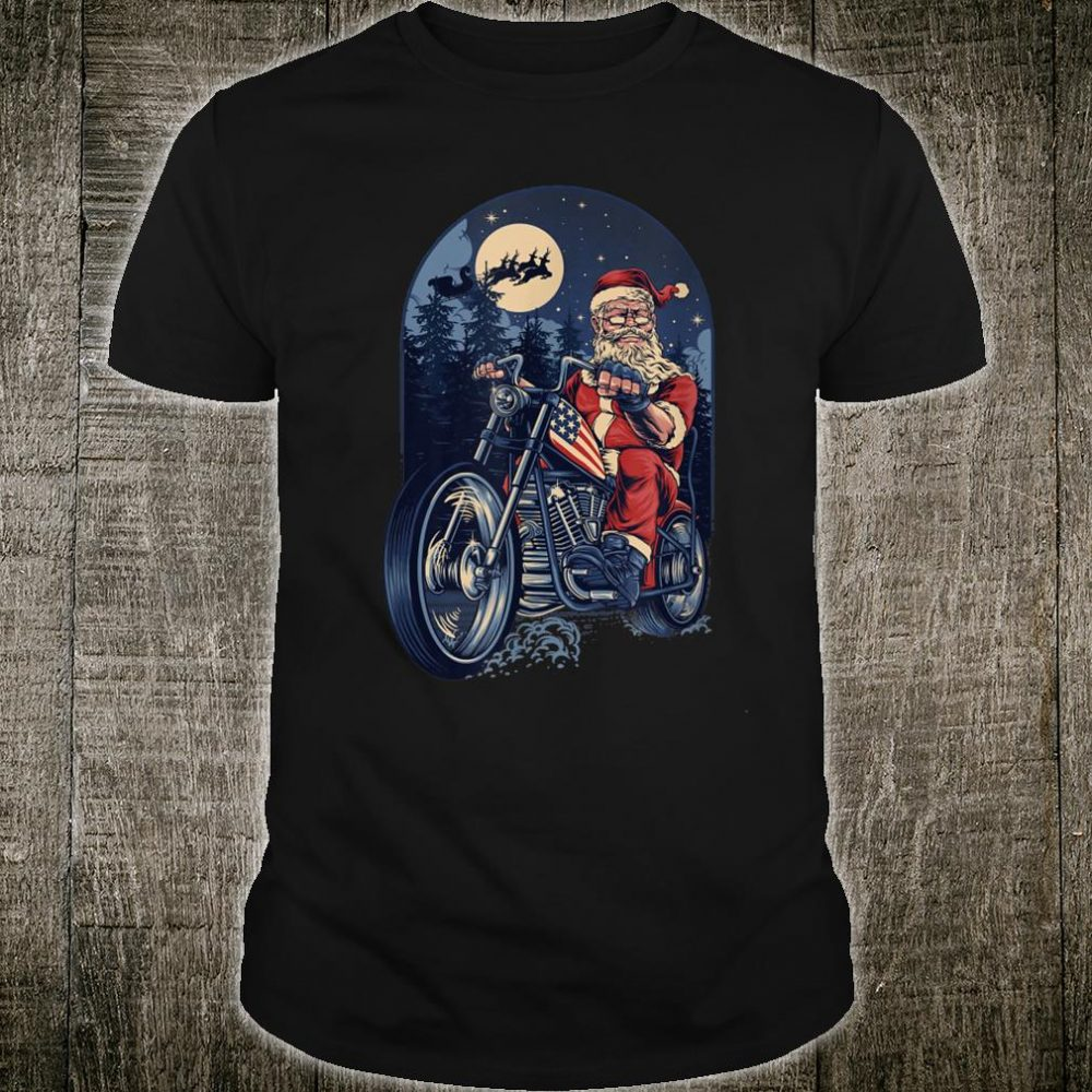 Chopper santa clause Shirt