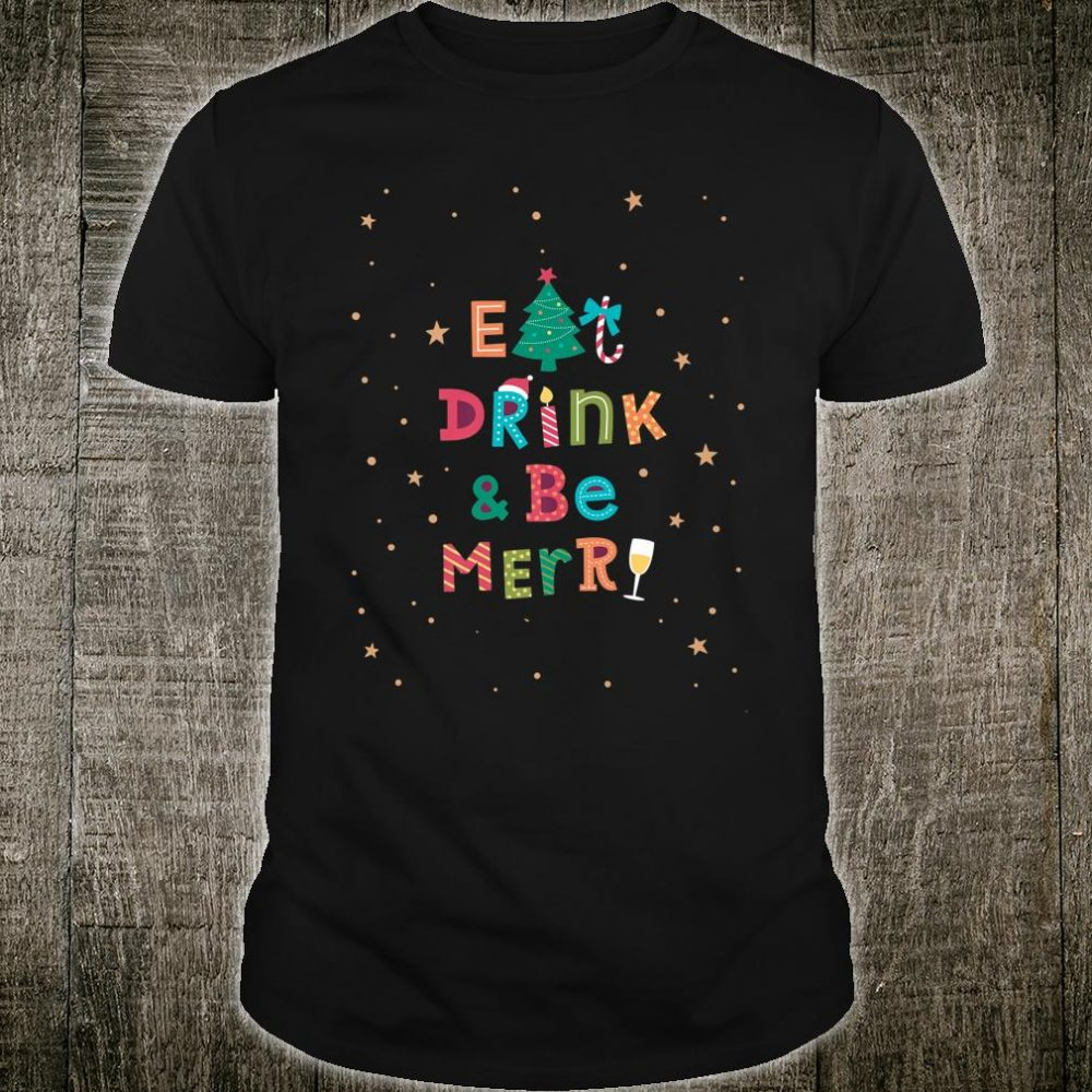 Christmas cool be merry clubbing DejaVu great Shirt