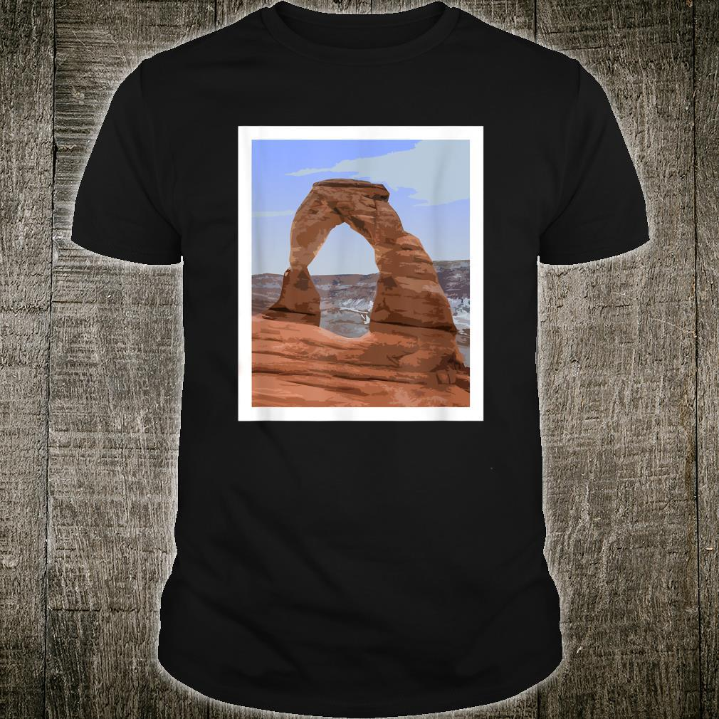 Delicate Arch Arches National Park Shirt