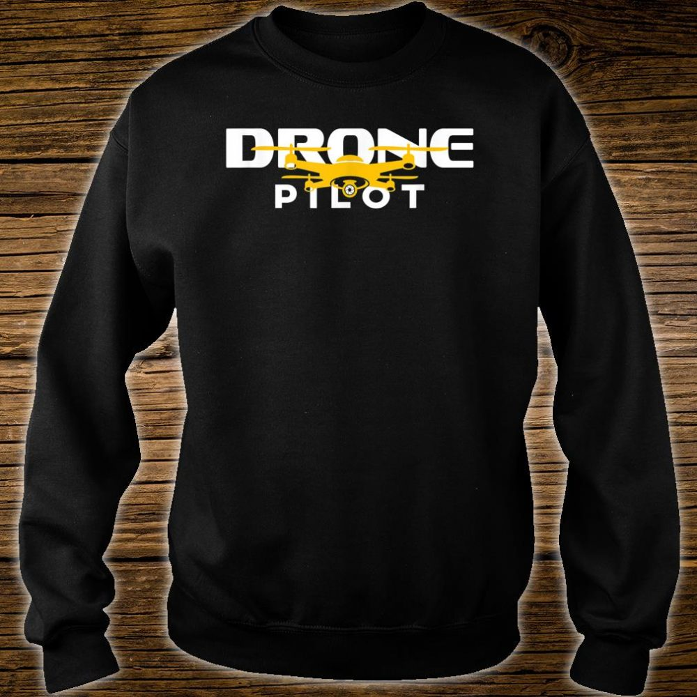 Drone Pilot Quadcopter Flying Gift Drone Life Shirt sweater