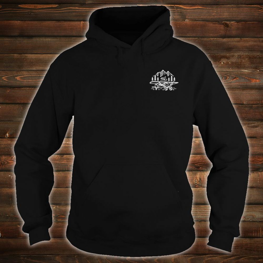 Explore The Backcountry Shirt hoodie
