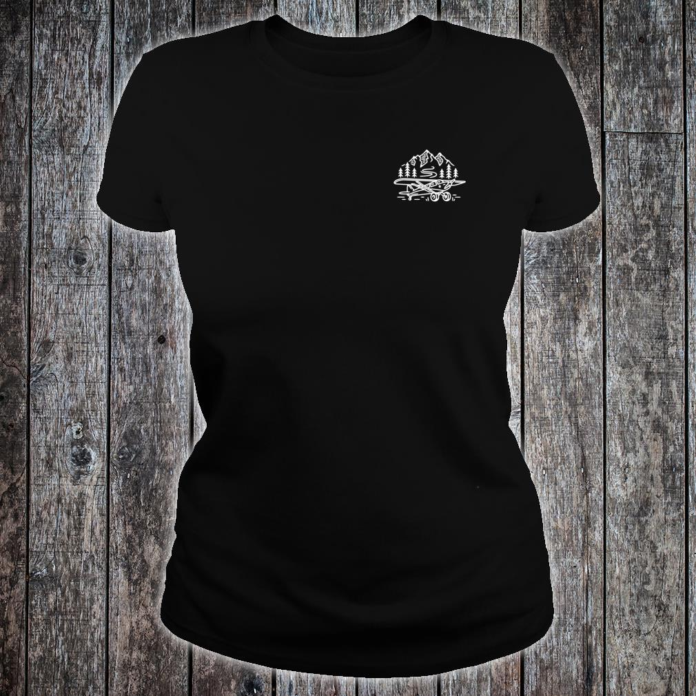Explore The Backcountry Shirt ladies tee