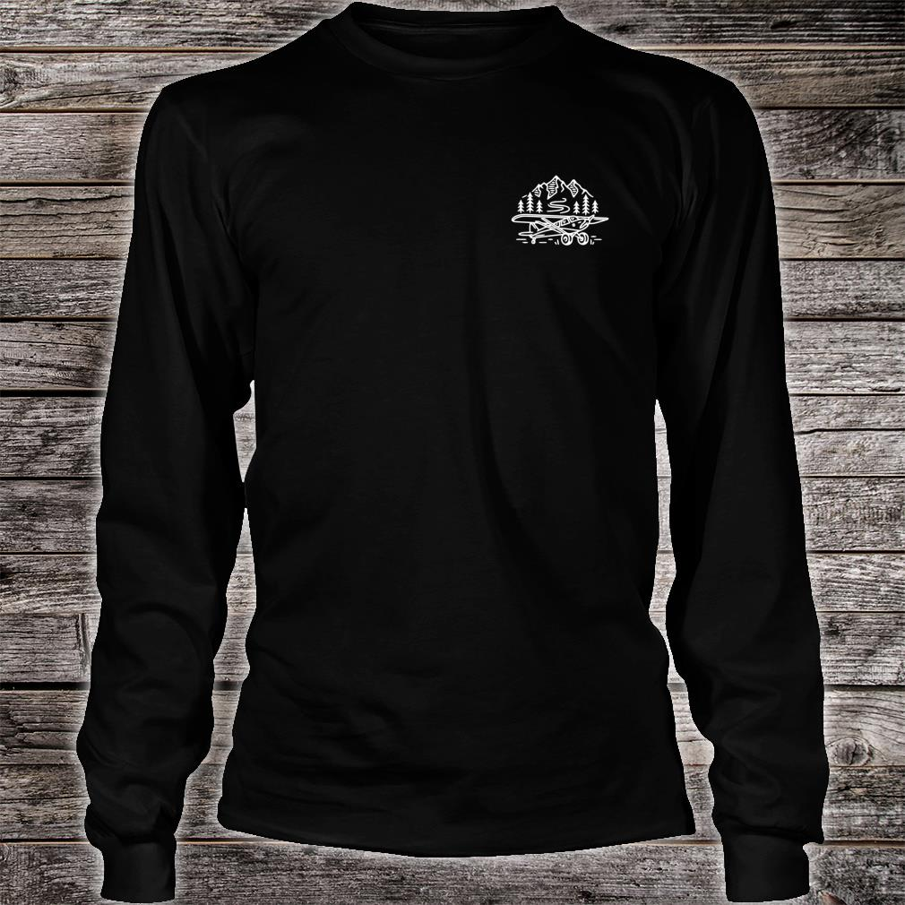 Explore The Backcountry Shirt long sleeved