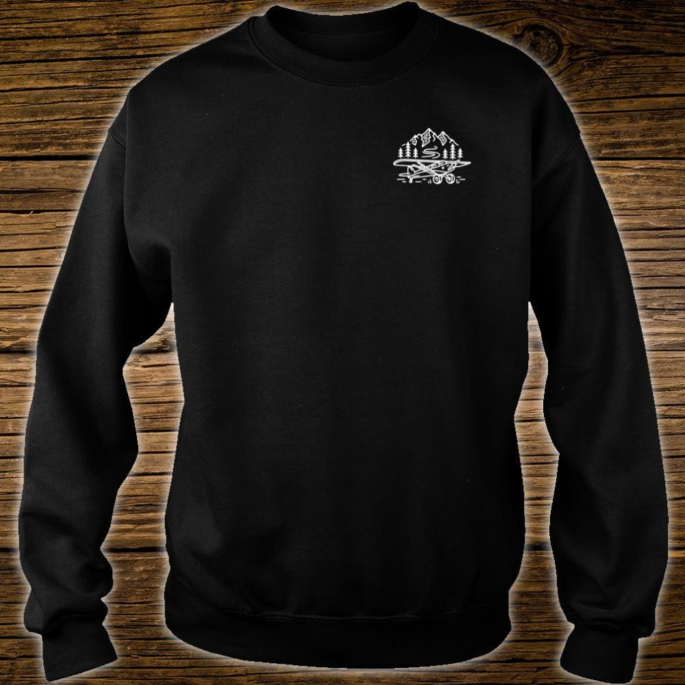 Explore The Backcountry Shirt sweater