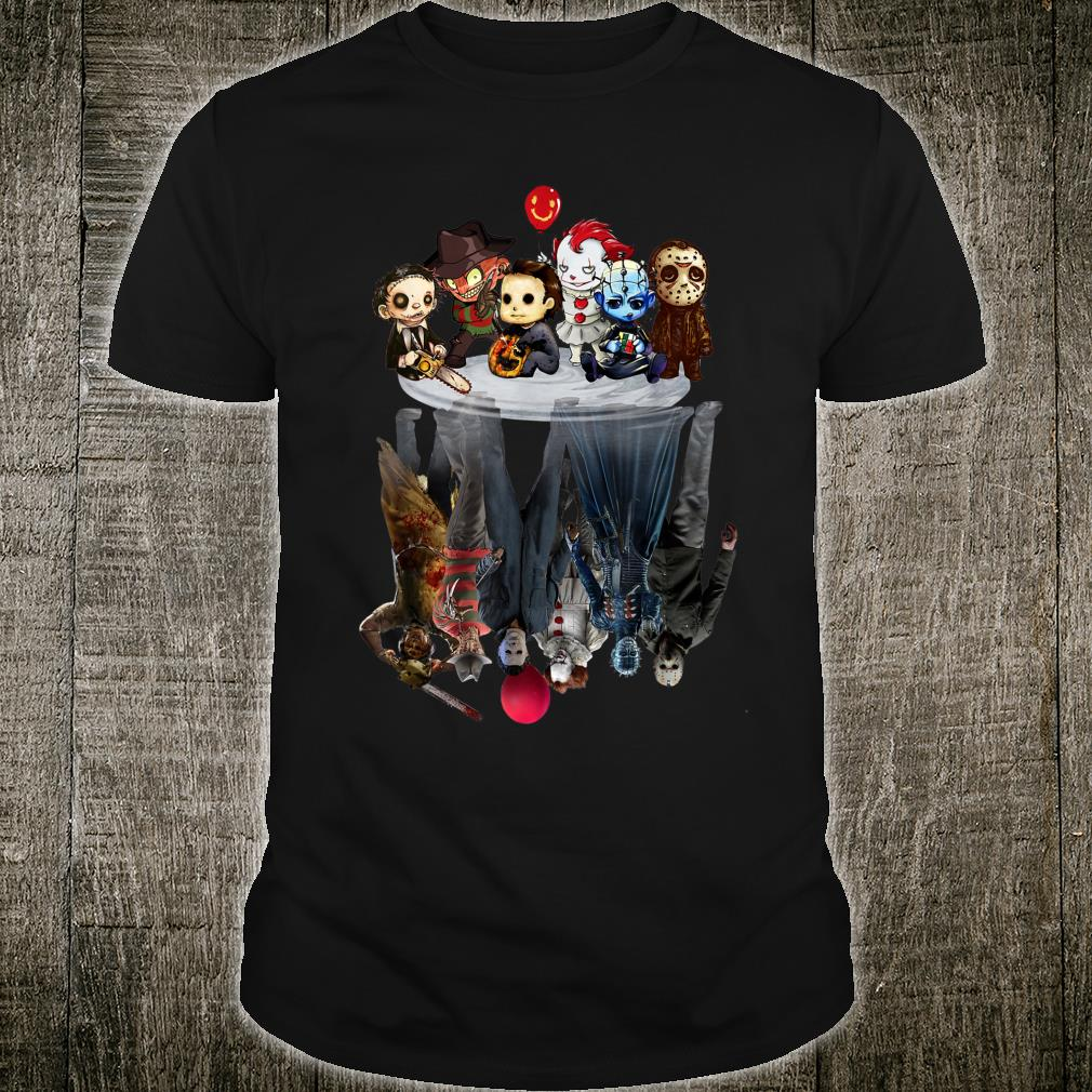 Friends LIMITED EDITION Horror Team Movies Costume Shirt