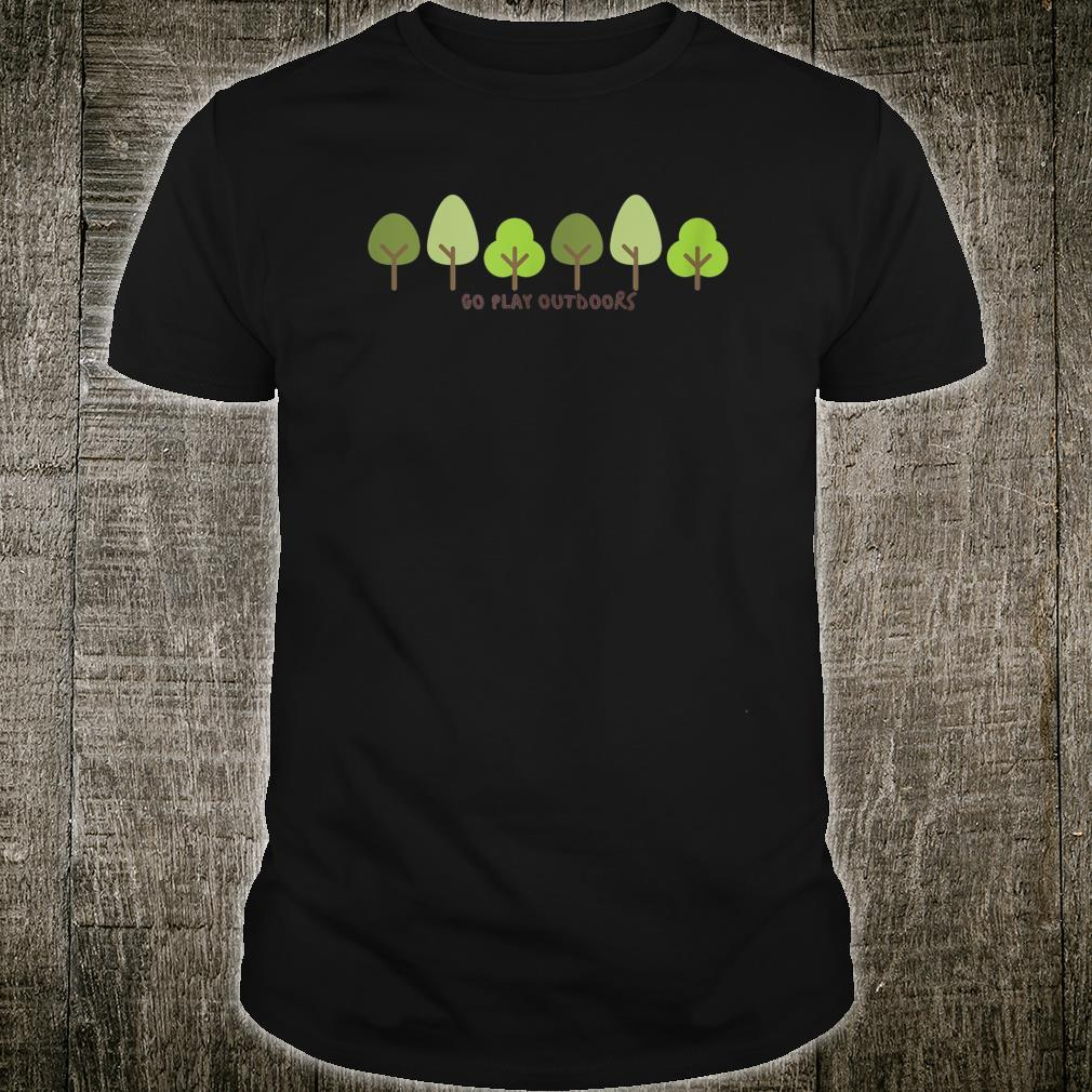 Go Play Outdoor Nature Shirt