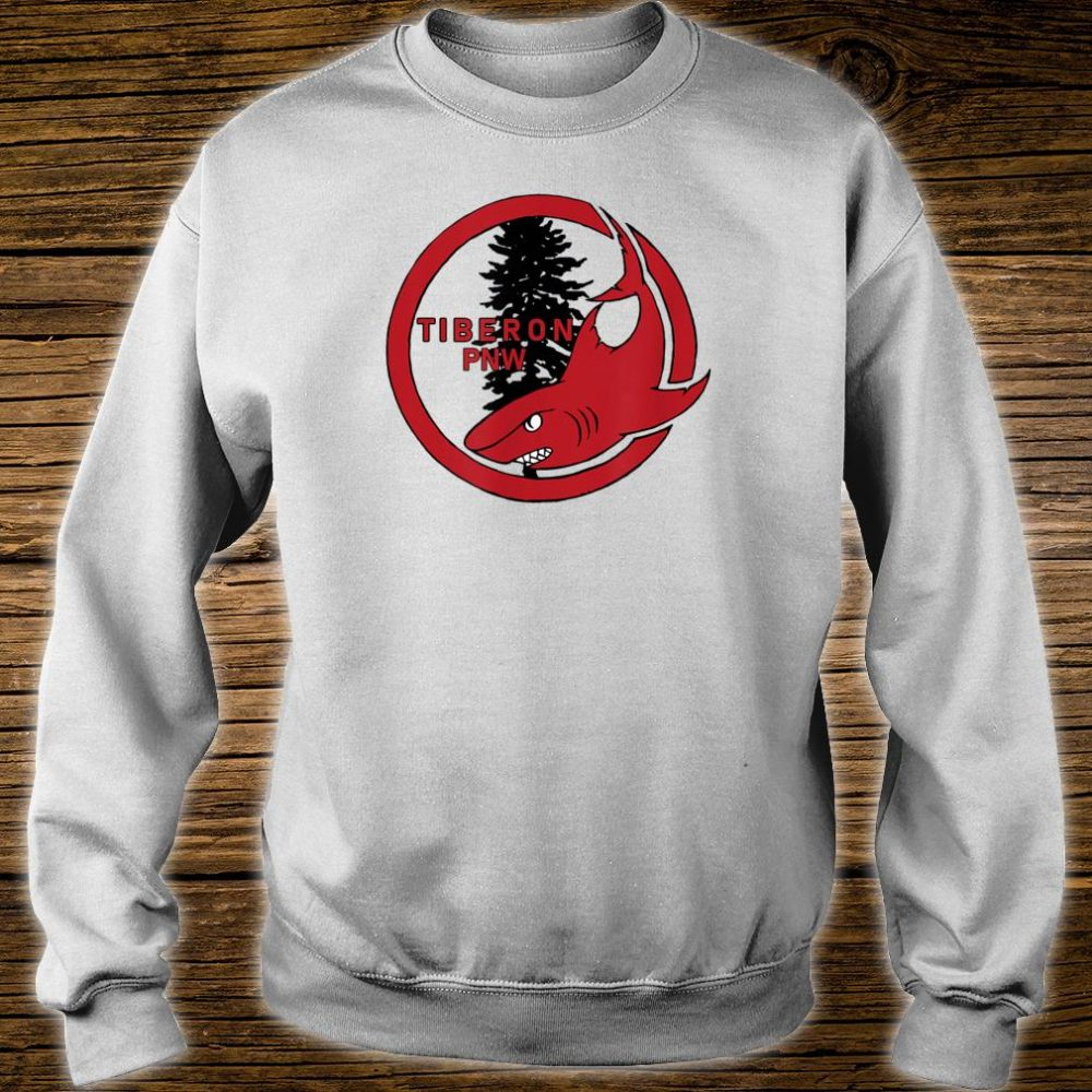 PNW Sunset Expedition Team Shirt sweater