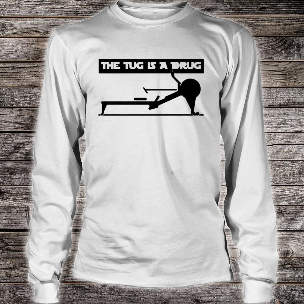 Rowing Machine Novelty Apperal HIIT Training Fitness Workout Shirt long sleeved