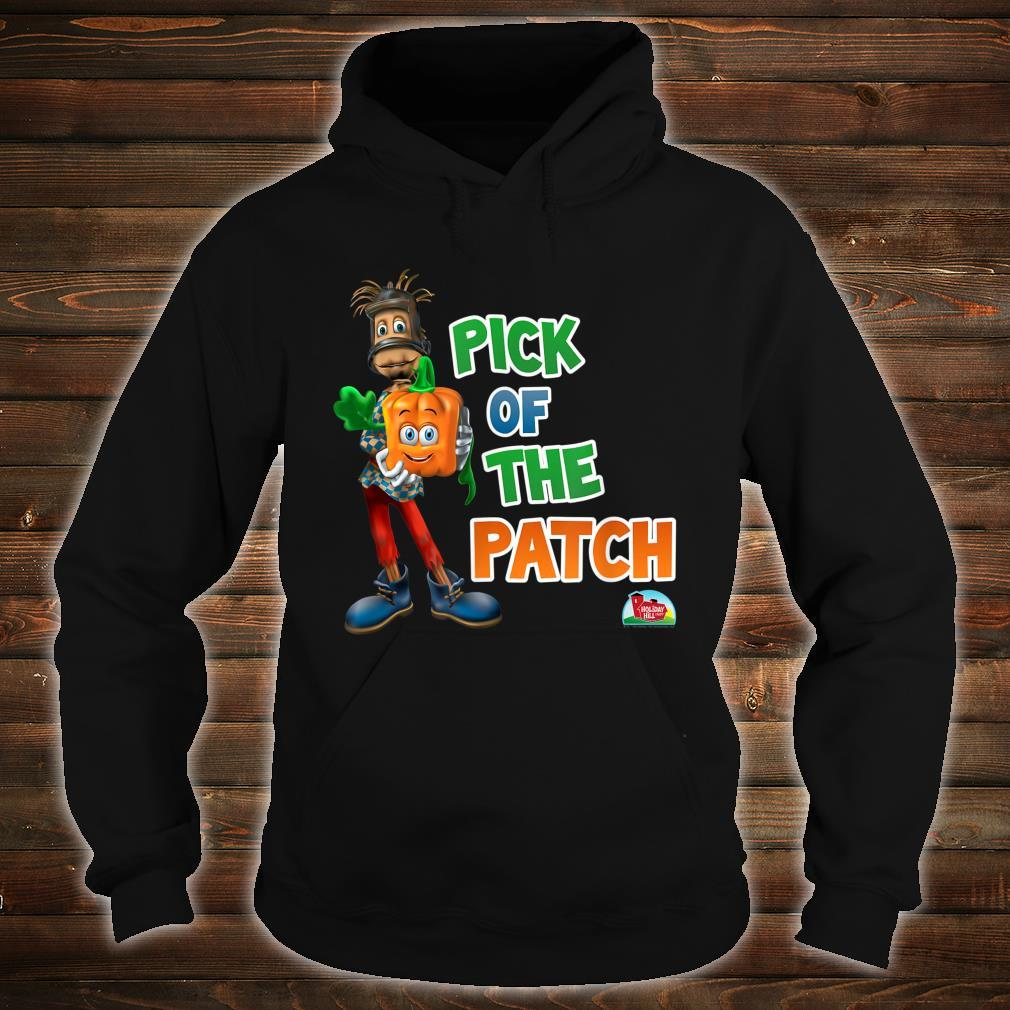 Spookley the Square Pumpkin Pick of the Patch Shirt hoodie