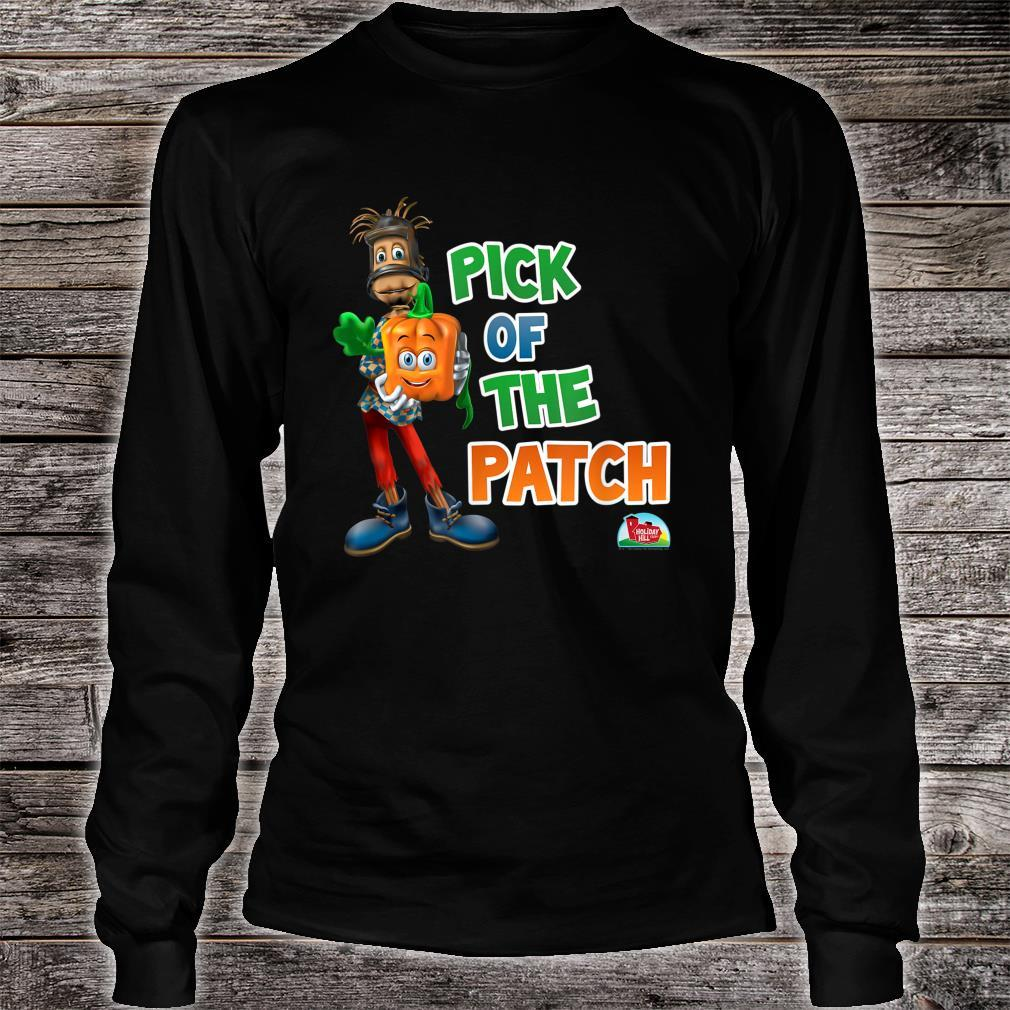 Spookley the Square Pumpkin Pick of the Patch Shirt long sleeved