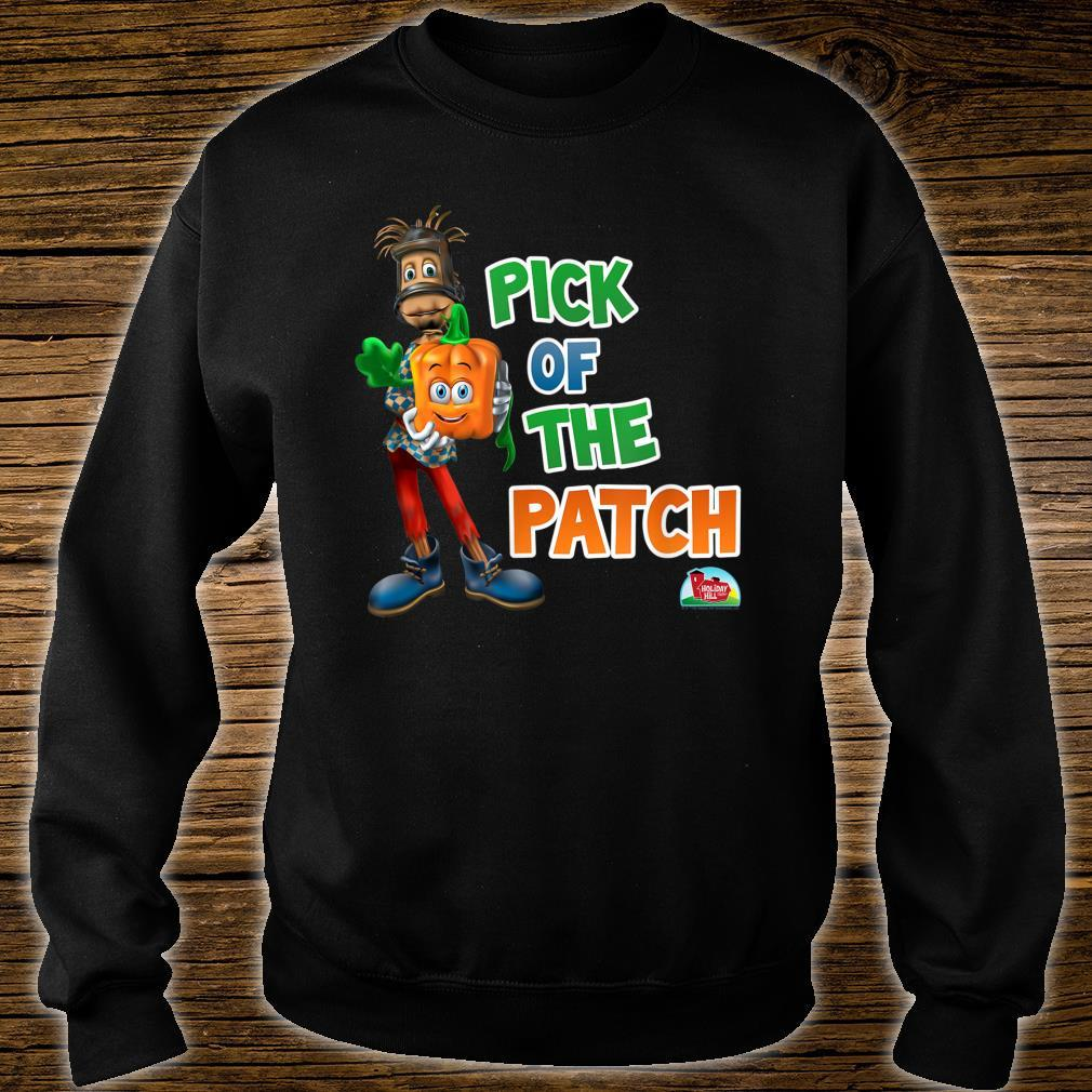 Spookley the Square Pumpkin Pick of the Patch Shirt sweater