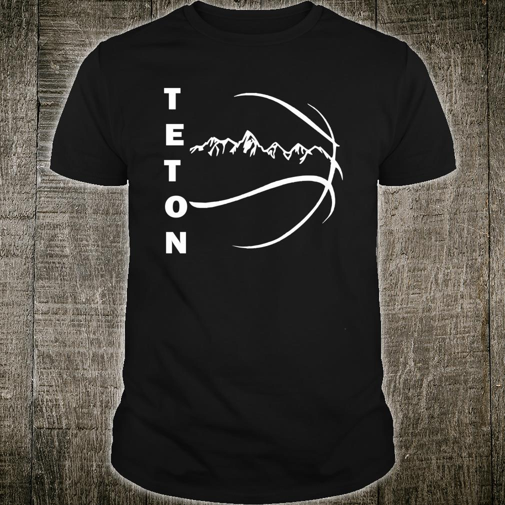 Teton Girls Basketball Shirt