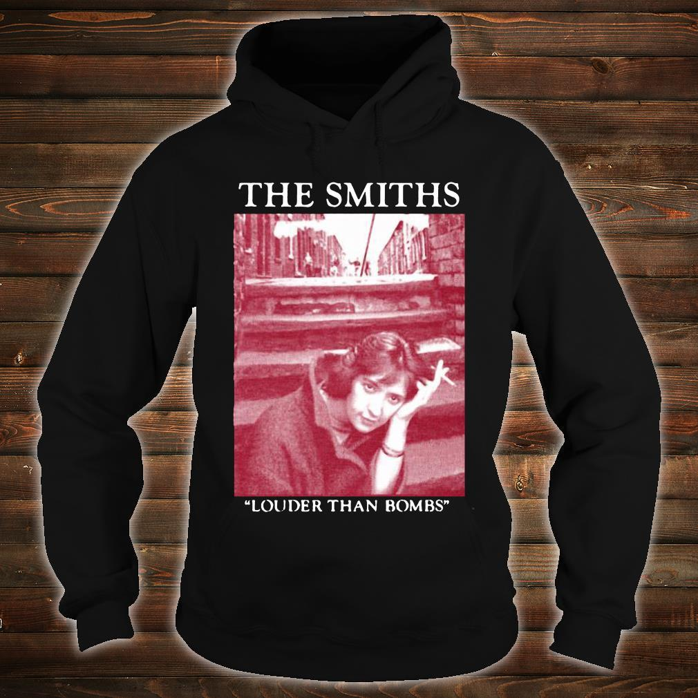 The Smiths Louder Than Bombs Shirt hoodie