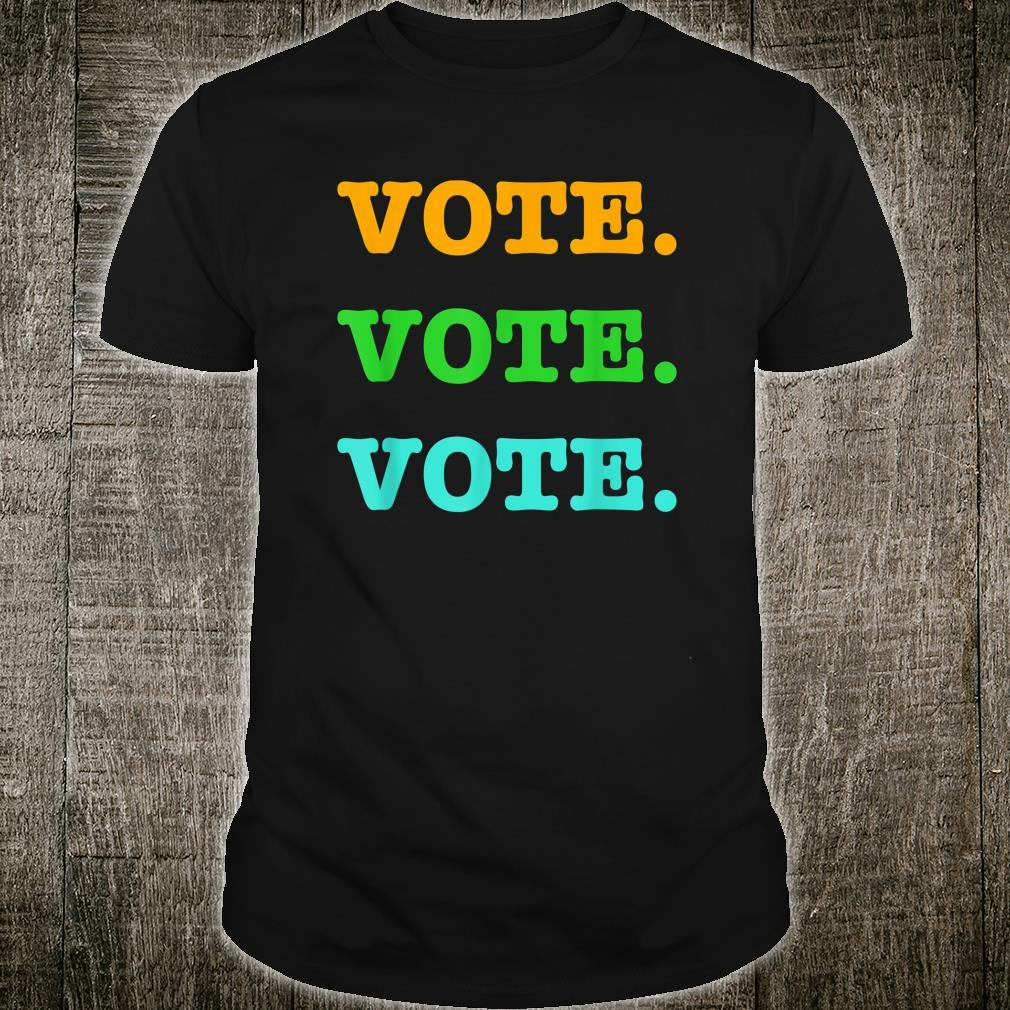 Vote Election 2020 Shirt