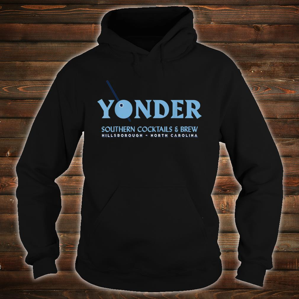 Yonder Logo designed by Libby Cole Shirt hoodie