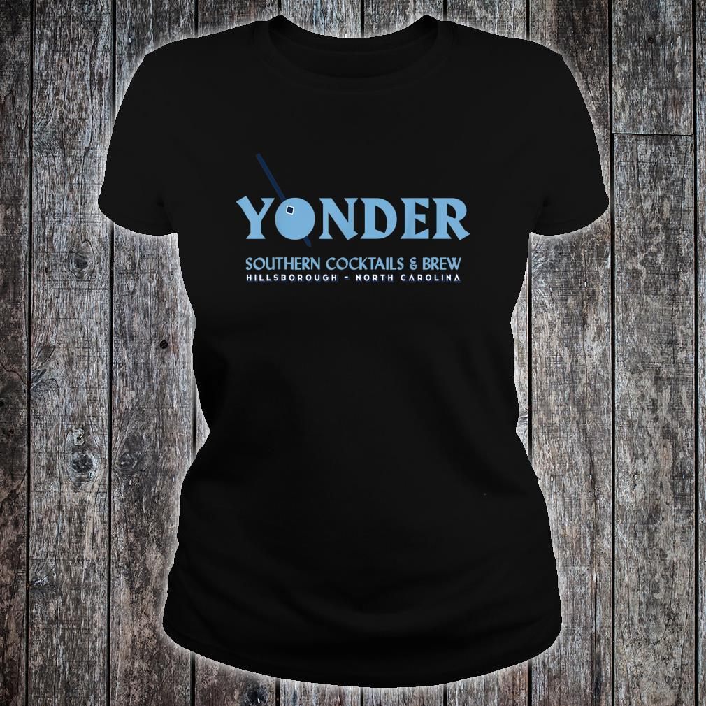 Yonder Logo designed by Libby Cole Shirt ladies tee