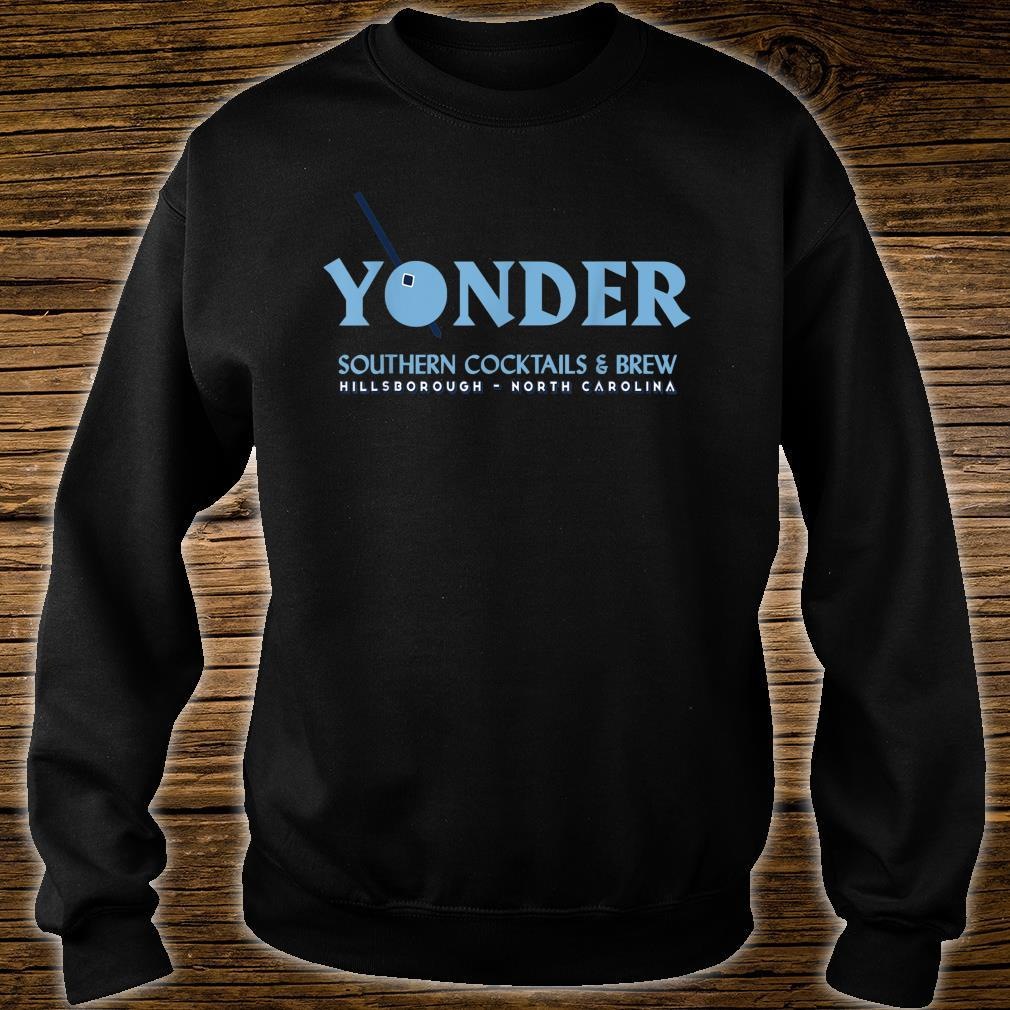 Yonder Logo designed by Libby Cole Shirt sweater