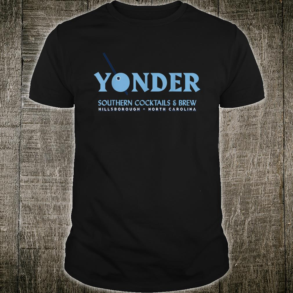 Yonder Logo designed by Libby Cole Shirt